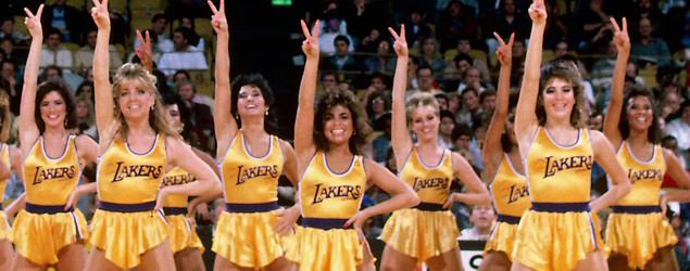 Celebrity Dream Cheer Team – Our top 10 ex-cheerleaders who should combine to make a celebrity cheerleading squad!